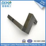 CNC Aluminum Precision Parts with Black Anodized