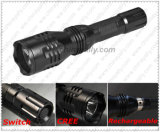 Tactical LED Flashlight(YF-7241)