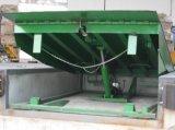 Stationary Dock Leveller Loader Ramp