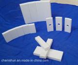 95% 92% Wear Resistant Ceramic Linings for Pipe Tile