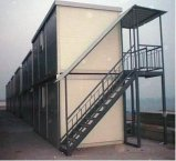 Prefabricated 2 Storey Container Building for Living/Camp/Dormitory/Office (880021mA)
