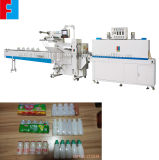 Automatic Milk Bottles Vertical Shrink Packing Machine