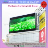 P20 High Quality Outdoor Big LED Advertising TV Display