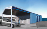 Pre-Engineered Light Steel Structure Carport (KXD-99)
