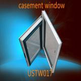 Two Color Co-Extrusion UPVC Profile Casement Window