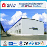 Saudi Arabia China Made Q345 Light Steel Structure Warehouse