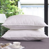 100% Cotton Fabric Microfibre Hotel Pillow (DPF060972)