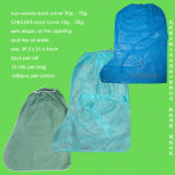Polypropylene Nonwoven/ PP+PE/SMS/PP Disposable Overboots for Medical & Surgical Sectors
