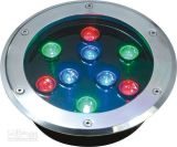 12W RGB LED in-Ground Light