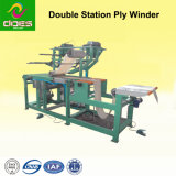 Double Station Ply Winder for Cord Coiling with 002#