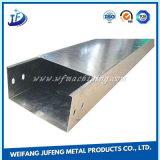 Customized Sheet Metal Fabrication Punching Stamping Cable Bridge