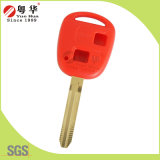 Brass Car Key Shell for Car Locks