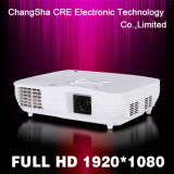 Double HDMI 1920*1080 Full HD 50000 Hours LED Projector