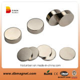 Super Permanent NdFeB Cylinder Jewelry Magnet