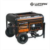 2.5kw Round Tube Line Gasoline Generator with Electric Starter