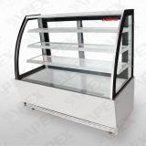 Commercial Refrigerated Cake Showcase /Cake Display Supermarket Showcase Freezer