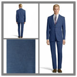 Bespoke Tailor 100% Wool Fashion Blue Suit for Men (SUIT61479)