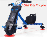 Mini Kids Electric Bike Drift Tricycle with 120W Motor