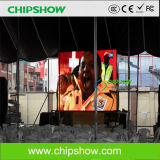 Chipshow P10 Full Color Rental LED Sign in Nigeria