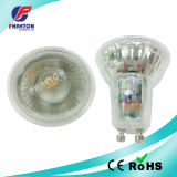 GU10 SMD LED Spot Lighting 7W with Glass Cover