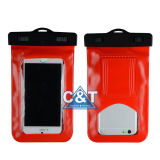 Universal Phone Accessories Waterproof Bag Case for iPhone 6 Plus