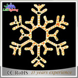 Snowflake Christmas Decoration LED Warm White Street Light