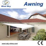 Polyester Fabric Aluminum Cassette Retractable Awning (B4100)