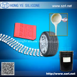 Snow Tire Molds Making by Liquid Silicone Rubber