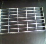 Hot Dipped Galvanized Steel Bar Grating Stair Tread