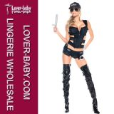 Wonder Cop Police Sexy Costumes for Woman (L15222)