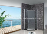 Tempered Glass Simple Shower Enclosure Room (AS-940 without tray)