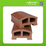 WPC Composite Wood Handrail (80H45)