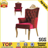 Hotel Lobby Crown Comfortable Banquet Chair