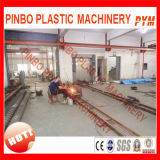Single Screw and Barrel Application for Plastic