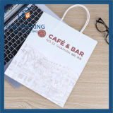 Cleanly Kraft Paper Bag with Twist Paper Handle (CMG-MAY-053)