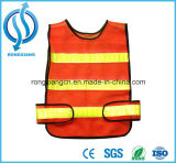 High Visible Traffic Safety Vest for Roadway