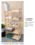 Easy Style Wooden Bookshelf/Many Styles Are Available Cx-BS21