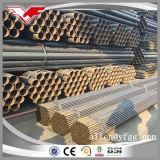 Low Pressure Liquid Transport ASTM A53 Black ERW Carbon Steel Pipe Price
