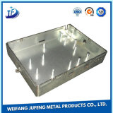 Customized Steel Stamping and Bending Chassis Shell with Electroplating