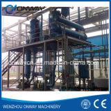 Stainless Steel Titanium Vacuum Film Evaporation Crystallizer Waste Water Treatment Plant