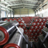 Upward Centering Conveyor Idler Roller for Bulk Material Handling System