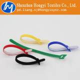 Multicolor Reusable Hook and Loop Velcro Cable Ties
