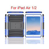 Wholesale 2in1 Combo Cellphone Cover for iPad Air with Holder