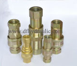 Ball Valves Type Hydraulic Quick Coupling