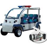Hybrid Generator Electric Utility Car (DEL6062K, 6-Seater)