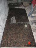 Tan Brown Granite Countertop for Kitchen and Bathroom