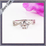 High Quality Fashion Modern Jewellry Silver Finger Ring