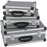 3-in-1 Carrying Toolbox with Aluminium Frame