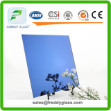 4mm Dark Blue Reflective Mirror Tinted Mirror