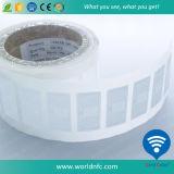 High Quality Price Cheap Blank Printable Long Range Alien H3 Rewritable Passive UHF RFID Sticker